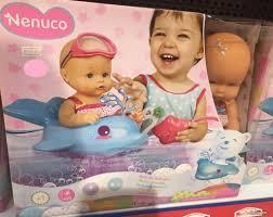 Thanh lý đồ chơi thương hiệu uy tín cho bé Nenuco, Baby alive, nikko