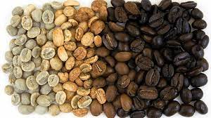 There is no black but the burnt coffee color we call burnt coffee because of its extremely dark brown. How Coffee Changes During The Roasting Process Associated Coffee