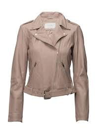 latest vila adobe rose leather jacket for women famous brand lmqbrwl