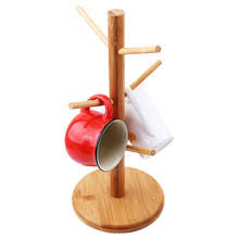 Tea Set Display Stand For Sale Buy Bamboo Mug Rack And Get Free Shipping On AliExpress 63