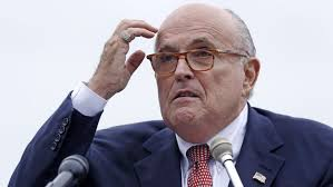 Rudolph Giuliani says Trump didn't collude with Russia, but can't vouch for  campaign staff - Los Angeles Times