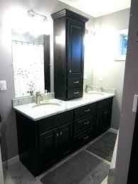 bathroom vanity and linen cabinet. Bathroom Vanity And Linen Cabinet Combo Plus .