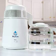 megahome distiller countertop water purifier review