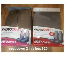 autocraft seat covers auto craft installation