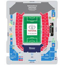Veracious Soccer Stadium Seating Chart 2019