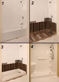 bathtub conversion to walk in tub. tub to shower conversion the refreshing remodelbathroom bathtub walk in