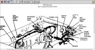 dodge ram fuel pump wiring diagram  1994 dodge spirit fuse box dodge schematic my subaru wiring