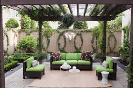 bring life to outdoor walls with nature