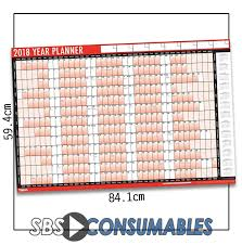giant office supplies. Tallon 2018 A1 Year Planner Wall Calendar With Pen \u0026 Adhesive Dots. Red 038356 Office Giant Supplies