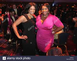 Joye Griffin, Beverly Smith The UNCF A Mind Is Gala at the Marriott Stock  Photo - Alamy