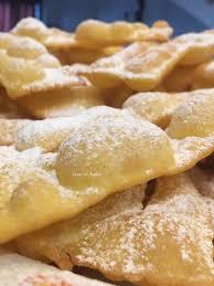 Chiacchiere di Carnevale o Frappe. - Cucina con Angelina
