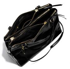 Coach Black Bag Large - Fryppery