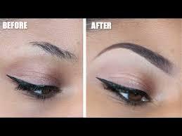 the perfect eyebrow tutorial
