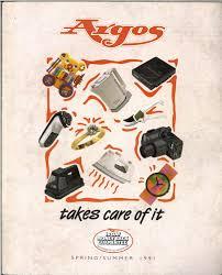 Argos No 35 1991 Spring Summer By Retromash Issuu