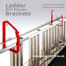 wall storage hooks ladder wall storage brackets access ltd ladder storage hooks bikehut bike wall storage