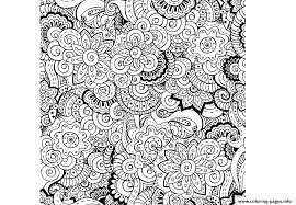 Zen Antistress Free Adult 23 Coloring Pages Printable