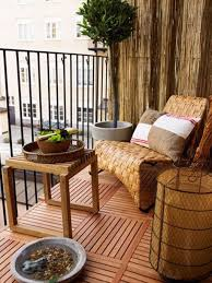 Outdoor: Balcony Flower Ideas - Balcony Ideas