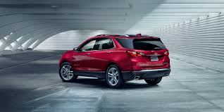 2019 Chevrolet Equinox Features And Benefits Near North