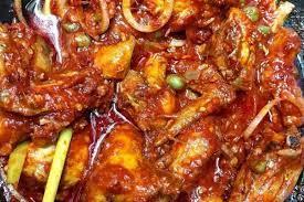 Gurihnya serasa nempel di lidah, membuat anda. Resep Ayam Masak Merah Khas Malaysia Pedas Gurihnya Mantap