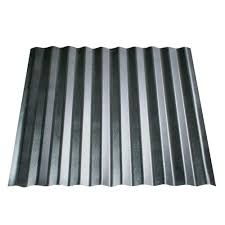 metal s 12 ft x 2 5 in corrugated utility steel roof panel