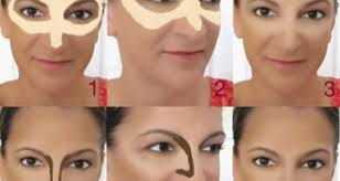 how to properly contour your face
