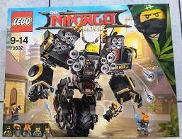 LEGO Ninjago Cole's Donner-Mech (70632)