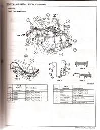 1997 4 0 spark plug wire routing ford truck enthusiasts forums the paperwork that came the truck i discovered the intake manifold gasket was changed so it is possible the shop rerouted the wires at that time
