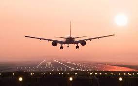 السفر بالطائرة