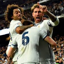 Real Madrid 2-1 Real Betis PLAYER RATINGS as Marcelo and Sergio Ramos shine  for the La Liga leaders - Irish Mirror Online