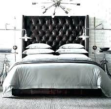 black leather king headboard black leather headboard king size black leather king bed leather headboard black
