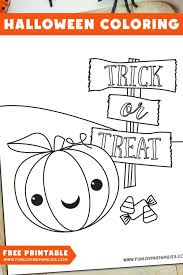 Free, printable halloween coloring pages and activity sheets for children the world over. Halloween Coloring Pages Free Printables Fun Loving Families