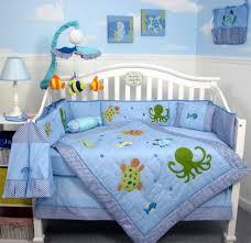 great baby boy nursery room decoration with baby boy crib bedding interesting blue baby boy