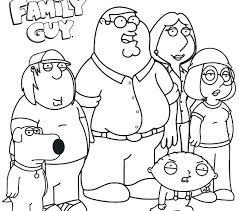 boondocks coloring pages family guy coloring pages kids coloring family guy coloring pages family guy coloring