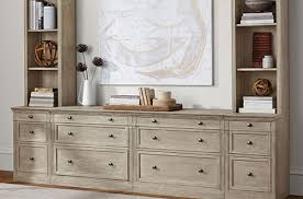 pottery barn home office furniture. home office collections livingston collection pottery barn furniture
