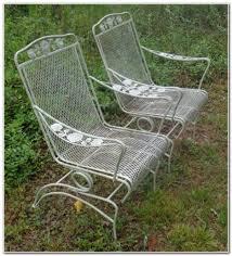 wrought iron vintage patio furniture. Antique Wrought Iron Patio Furniture Chair Bellflower Themovie Com Rh Vintage