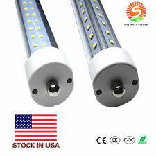 Satın Al 5000K 6000K T8 Tek Pin FA8 45W LED Floresan Tüp Değiştirme LED  Tüpü 8ft 8FT 8 Ayaklar Ampüller Lamba SMD2835 LED Ampul Işık, TL861.41
