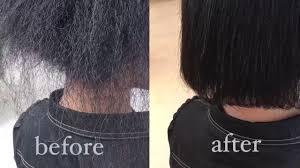 縮毛矯正チリチリくせ毛をサラサラストレートに Youtube
