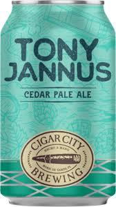 Tony Jannus Cigar City Brewing
