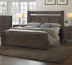 Bed Frame and Mattress Set Deals Creative Castro Hardwood Queen Size ...