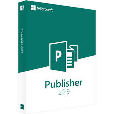 Ms Office Publisher Microsoft Publisher 2019 Microsoft Office Programme Microsoft