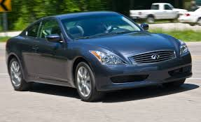 2009 Infiniti G37x Coupe – Instrumented Test – Car and Driver