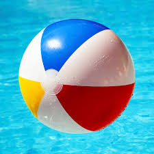 Beach ball on beach Oversized Beach Balls And Inflatables Return To Previous Page Lightbox Blue Iguana Souvenir Outlet Beach Balls And Inflatables Blue Iguana Souvenir Outlet And