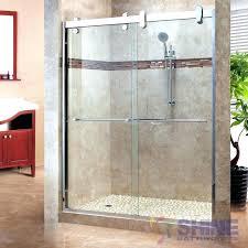 shower doors cost frameless