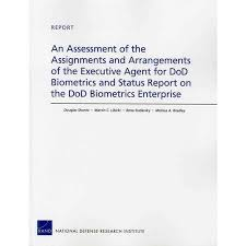 cheap security biometrics security biometrics deals on line  get quotations · an assessment of the assignments and arrangements of the executive agent for dod biometrics and status