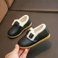 <b>AFDSWG PU</b> rhinestone bow princess shoes for girls gold girls ...