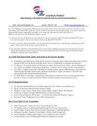 Sample Resume For Graduate School Application Resume For Study