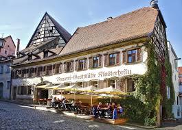 Brauereigaststätte Klosterbräu Stadt Bamberg Tourismus