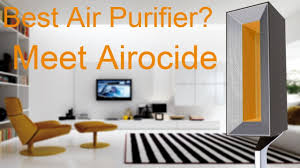airocide air purifier.  Purifier Smart Home Tech  Airocide Air Purifier Review With I