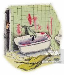 bathtubs cartoon