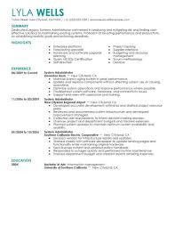 22 Lovely Network Administrator Resume Sample Atopetioa Com
